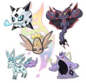 Pokemon Mega Evolutions Fan