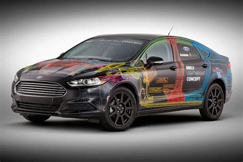 Ford lightweight concept has 'significant environmental ...