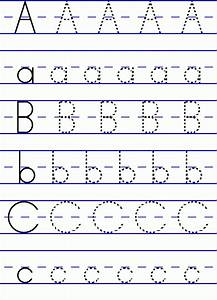 alphabet letters learning to write sample letter template With alphabet letters learning to write