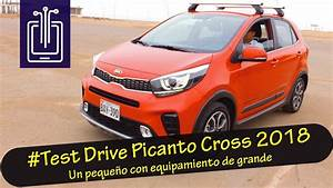 Review Kia Picanto Cross En Espa U00f1ol