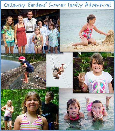 Callaway Gardens' Summer Family Adventure The Week We Ran