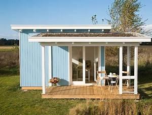 Osb Platten Farbig Gestalten : die besten 25 gartenhaus selber bauen ideen auf pinterest selbst bauen gartenhaus ~ Markanthonyermac.com Haus und Dekorationen
