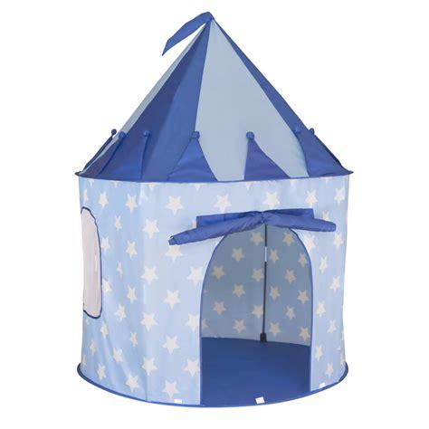 playroom tent star blue play tent by mini u kids accessories ltd notonthehighstreet com