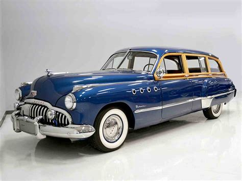 1949 Buick Roadmaster Convertible For Sale by 1949 Buick Roadmaster For Sale Classiccars Cc 984768