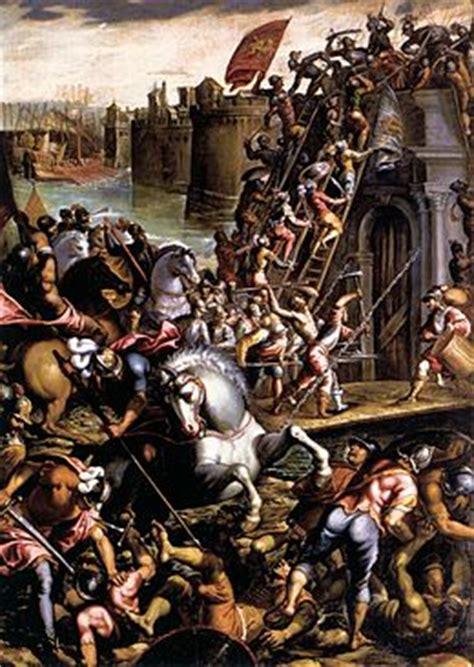 la quatrième croisade la croisade de venise 1202 1204