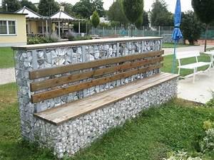 Seat Muret : 17 best images about gabions on pinterest wire mesh gabion wall and bench seat ~ Gottalentnigeria.com Avis de Voitures