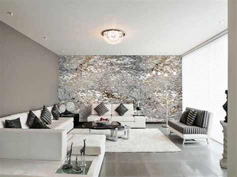Tapeten Trends 2015 Wohnzimmer by Moderne Tapeten