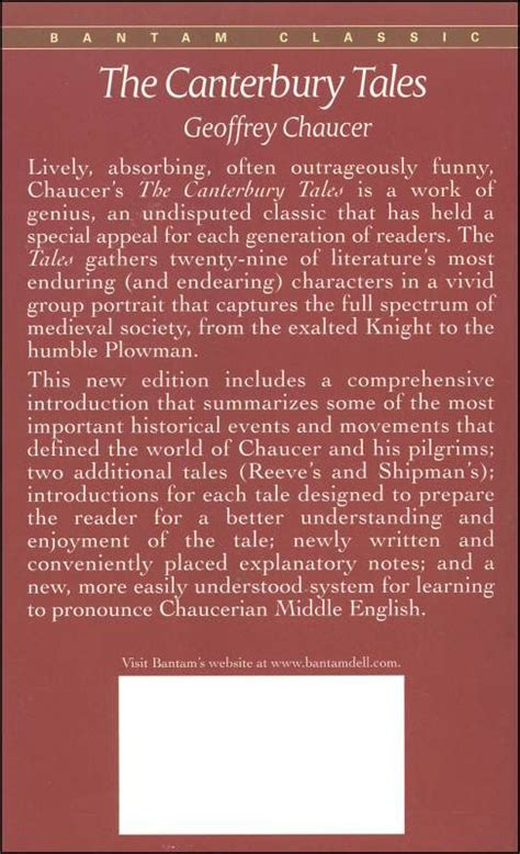 chaucer in modern 28 images canterbury tales of chaucer completed in a modern version a