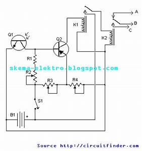 Wiring Diagram Lampu Halogen
