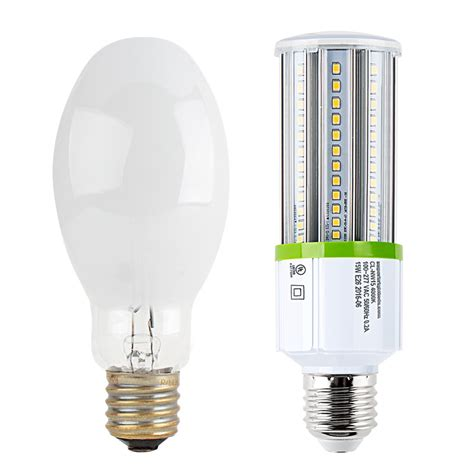 led corn light 160w equivalent incandescent conversion