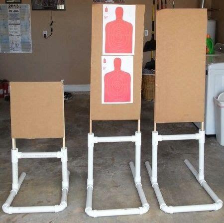 pvc target stands gunsmithing shooting targets pistol