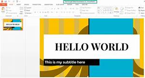 How To Convert Google Slides To Powerpoint And Vice Versa