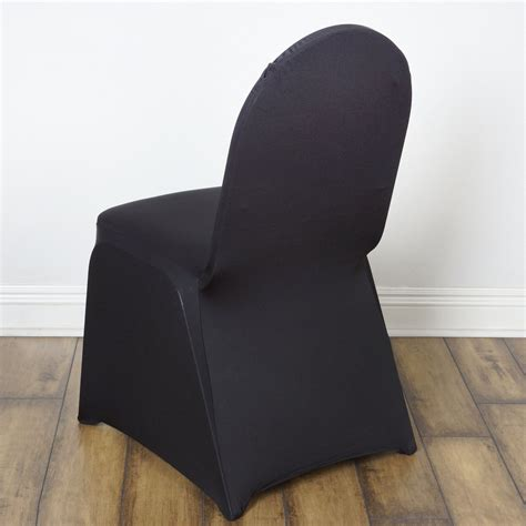black chair cover efavormart