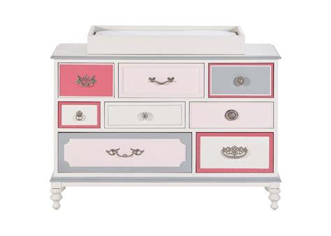 Wonderland Dresser And Changing Topper