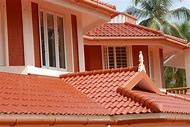 Roof Tile Kerala Houses