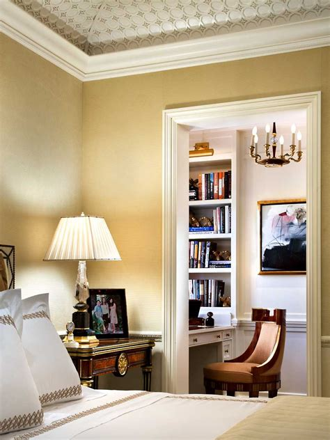 Master Bedroom Office Space by Master Bedroom Study Alcove B Murray Architect