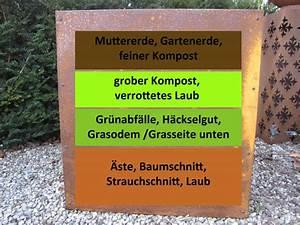 Hochbeet Befüllen Rindenmulch : edelrost hochbeet aus metall 150x100 angels garden dekoshop ~ A.2002-acura-tl-radio.info Haus und Dekorationen