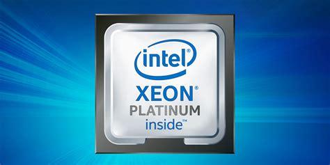 intel xeon core cpu cooper lake launched platinum generation performance processors scalable processor newsroom technosports