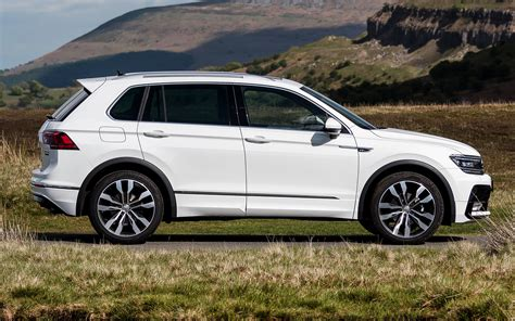 volkswagen tiguan 2016 r line volkswagen tiguan r line 2016 uk wallpapers and hd