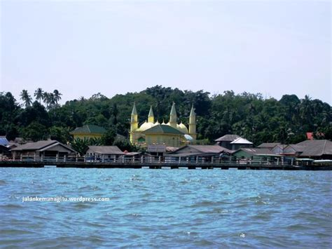 berwisata sejarah ke pulau penyengat jalankemanagitu com