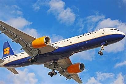 Icelandair 757 Boeing Tf Isy Airlines Airplanes