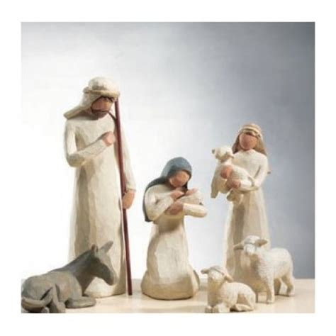 nativity sets antique vintage and contemporary collectibles