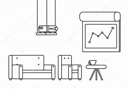 Projector Presentation Seats Comfortable Barsrsind