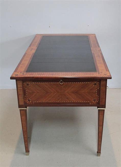 bureau de style mode bureau de style louis xvi en marqueterie xixe antiquites