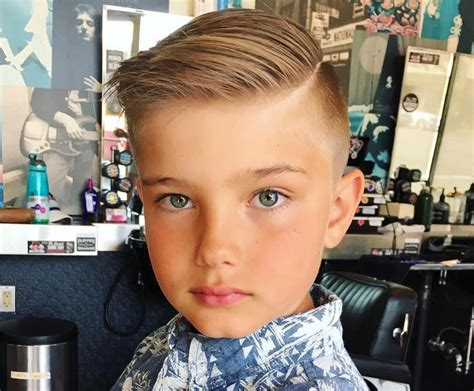 The Best Boys Haircuts Of 2019 (25 Popular Styles