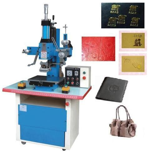 embossing machine  leather paper   ton jz