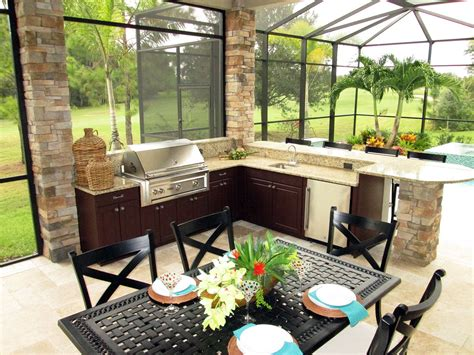 outdoor kitchen cabinets ideas   home