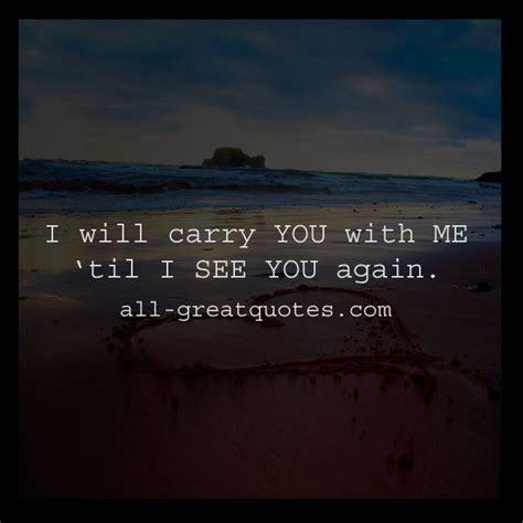 Till I See You Again Quotes