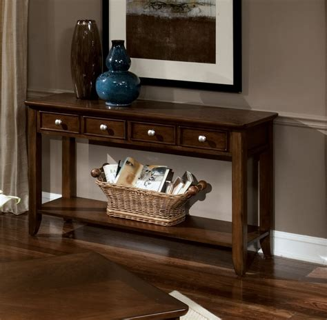 how to decorate a sofa table against a wall extra long sofa table for living space ideas interior