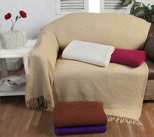 throwovers for settees 100 cotton honeycomb waffle button sofa settee bed