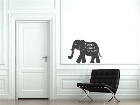 Wall Stickers That Lend A Personal Touch : L'ardoise En Touche Deco