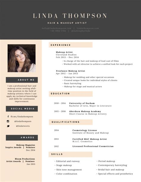 Impressive Resume Templates 30 most impressive resume design templates designbold