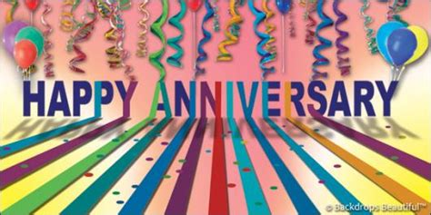 Magic Carpet Quotes by Celebrate Anniversary Backdrop 5 Backdrops Beautiful