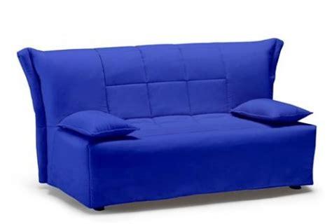 Divano Letto Matrimoniale Blu : Divano Letto Matrimoniale Large Colore Blu