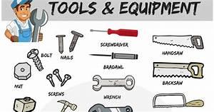 Tools Names List www pixshark com - Images Galleries