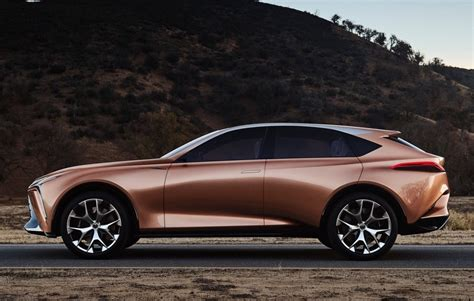 Lexus Lf1 Limitless Concept Hints At Flagship Crossover