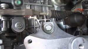2013 Dodge Dart Manual Transmission Linkage Movement