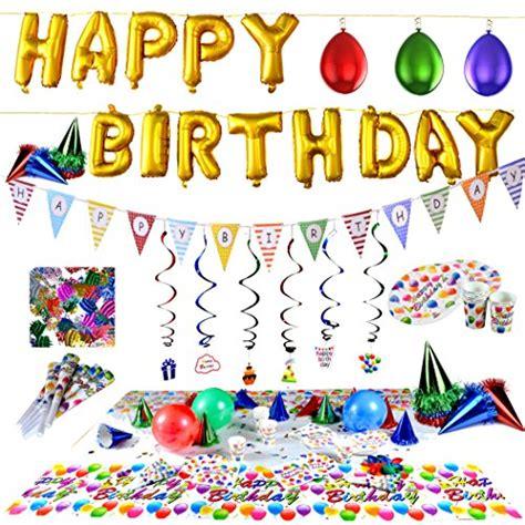 happy birthday decorations amazoncom