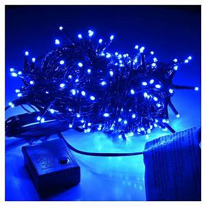 Guirlande Lumineuse Led Exterieur : guirlande lumineuse no l 240 mini led bleu int rieur ~ Melissatoandfro.com Idées de Décoration