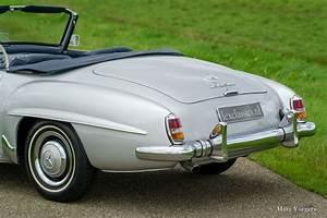 Garage Mercedes 95 : mercedes benz 190 sl 1960 classicargarage de ~ Gottalentnigeria.com Avis de Voitures