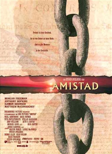 La Amistad Mutiny Slave Trade Legal Case Usa President