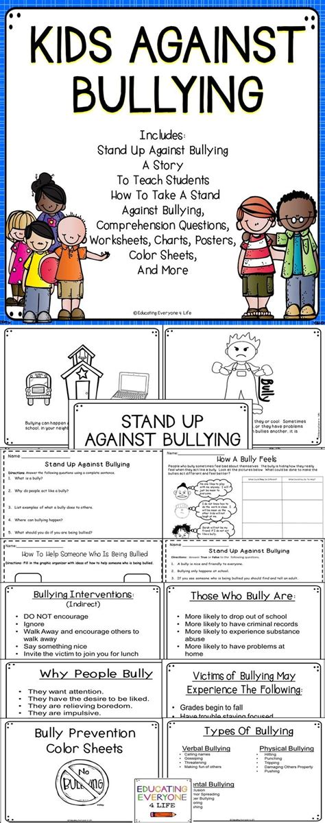 97 best counseling bullying images on 2nd