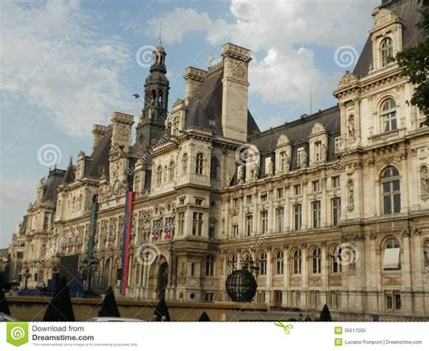 Franch Palace Stock Image. Image Of Palace, Architecture