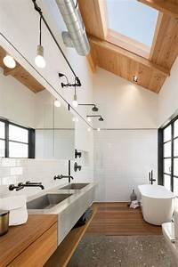 5, Incredible, Bathrooms, Designed, With, Wood