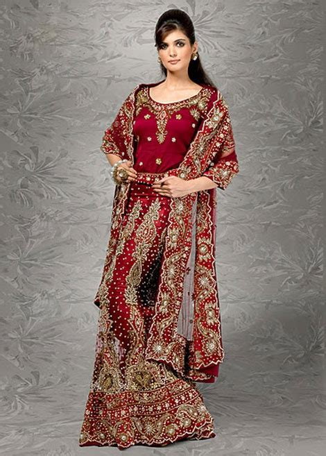 your designer wear bridal lengha indian dresses jewelry accessories