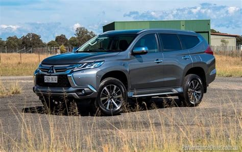 2018 Mitsubishi Pajero Sport Release Date And Facelift
